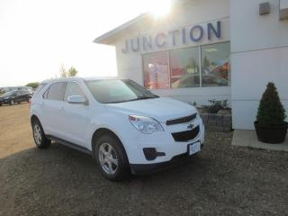 Used 2015 Chevrolet Equinox AWD LS for sale in Grimshaw, AB