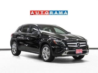 Used 2016 Mercedes-Benz GLA 250 4Matic Navigation Leather PanoRoof Backup Cam for sale in Toronto, ON