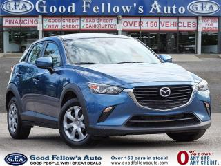 Used 2018 Mazda CX-3 GX MODEL, SKYACTIV, REARVIEW CAMERA, HEATED SEATS for sale in Toronto, ON