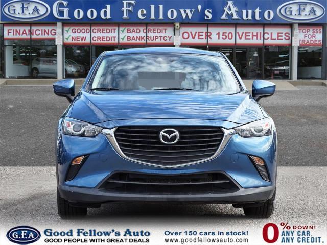 2018 Mazda CX-3 GX MODEL, SKYACTIV, REARVIEW CAMERA, HEATED SEATS Photo2