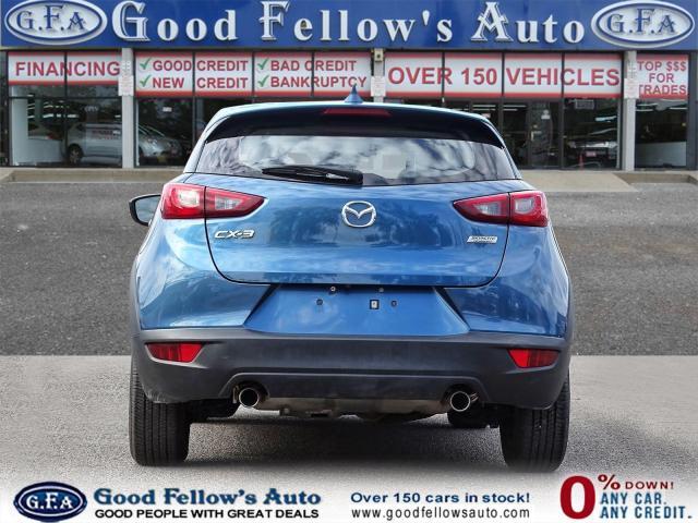 2018 Mazda CX-3 GX MODEL, SKYACTIV, REARVIEW CAMERA, HEATED SEATS Photo4