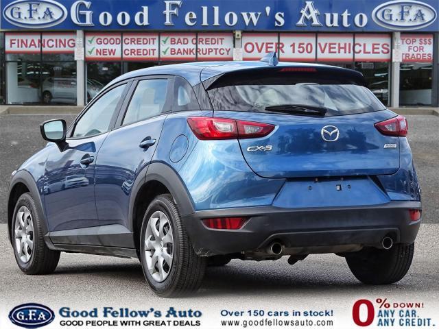 2018 Mazda CX-3 GX MODEL, SKYACTIV, REARVIEW CAMERA, HEATED SEATS Photo5