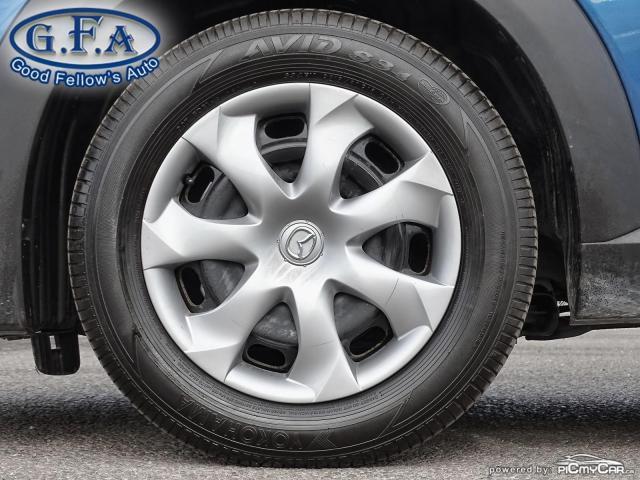 2018 Mazda CX-3 GX MODEL, SKYACTIV, REARVIEW CAMERA, HEATED SEATS Photo6