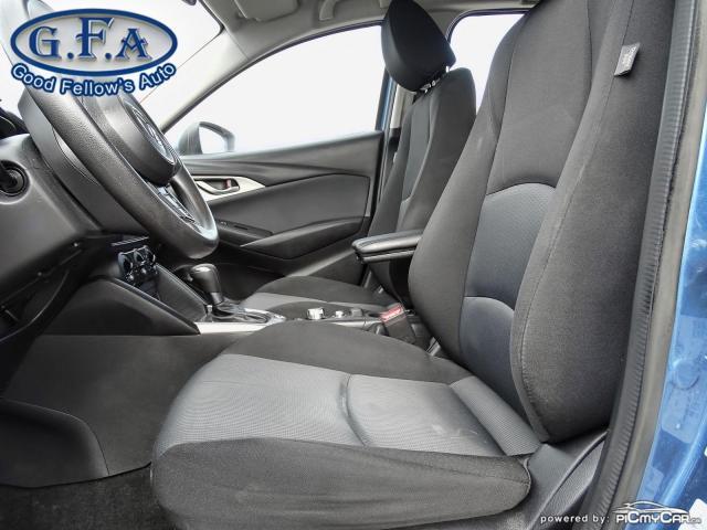 2018 Mazda CX-3 GX MODEL, SKYACTIV, REARVIEW CAMERA, HEATED SEATS Photo7