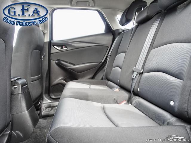 2018 Mazda CX-3 GX MODEL, SKYACTIV, REARVIEW CAMERA, HEATED SEATS Photo8
