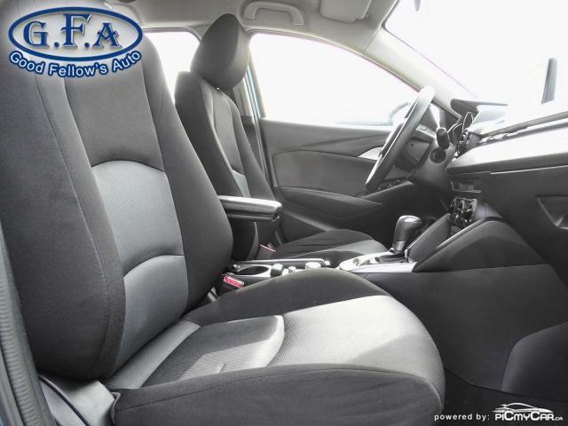 2018 Mazda CX-3 GX MODEL, SKYACTIV, REARVIEW CAMERA, HEATED SEATS Photo9