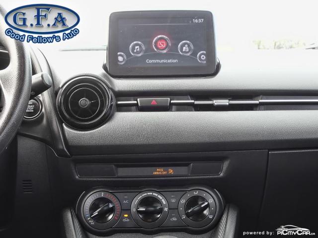 2018 Mazda CX-3 GX MODEL, SKYACTIV, REARVIEW CAMERA, HEATED SEATS Photo12