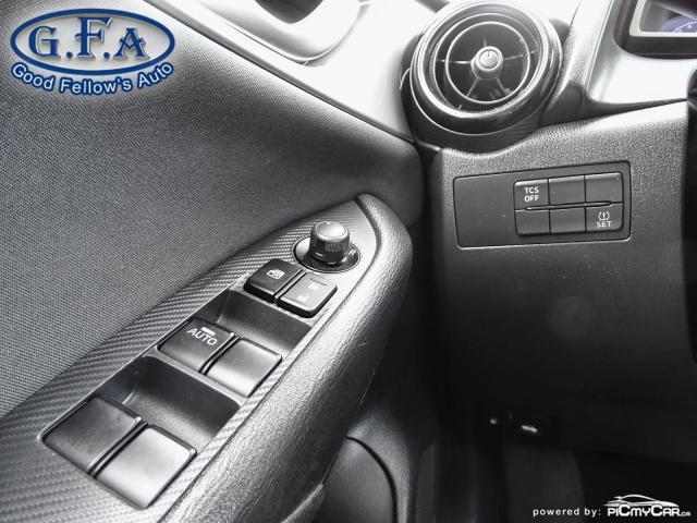 2018 Mazda CX-3 GX MODEL, SKYACTIV, REARVIEW CAMERA, HEATED SEATS Photo18