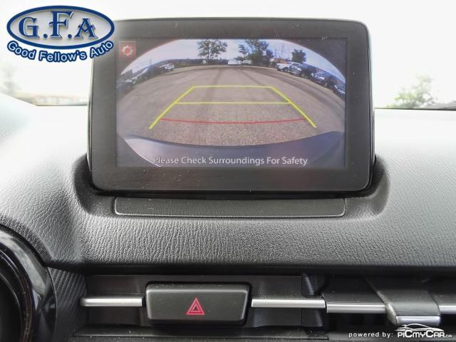 2018 Mazda CX-3 GX MODEL, SKYACTIV, REARVIEW CAMERA, HEATED SEATS Photo19