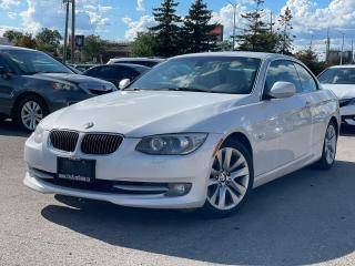 Used 2013 BMW 3 Series 328i hardtop convertible|Navi| for sale in Bolton, ON