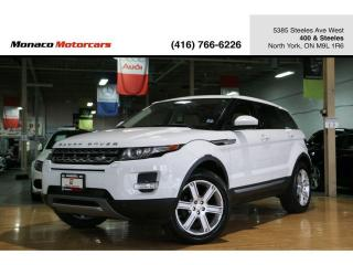 Used 2014 Land Rover Range Rover Evoque Pure Plus - 360 CAM| NAVI |PANO |BLINDSPOT for sale in North York, ON