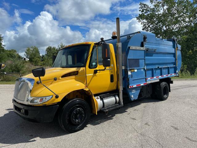 2010 International 4300 Garbage compactor