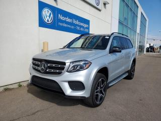 Used 2018 Mercedes-Benz GLS GLS 450 4MATIC for sale in Edmonton, AB