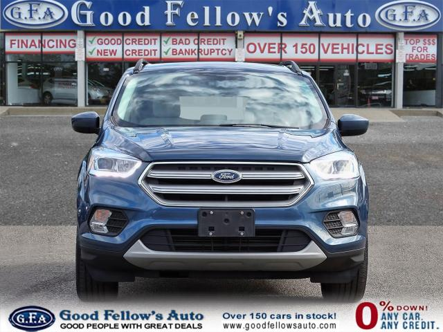 2018 Ford Escape SEL MODEL, 4WD, LEATHER SEATS, REARVIEW CAMERA Photo2