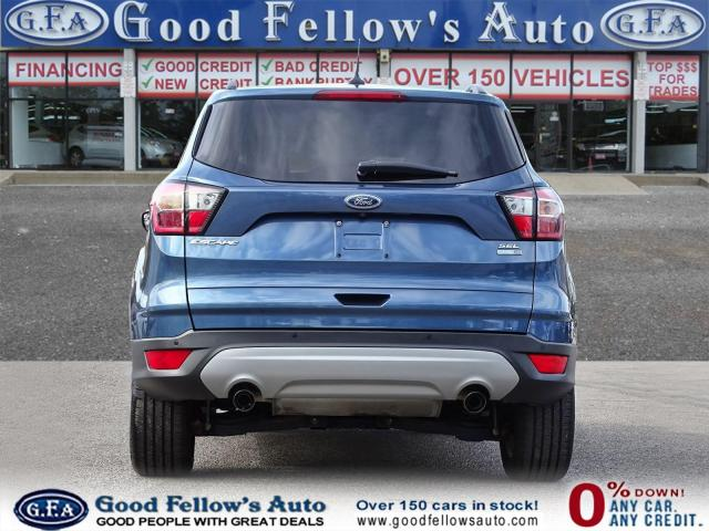 2018 Ford Escape SEL MODEL, 4WD, LEATHER SEATS, REARVIEW CAMERA Photo4