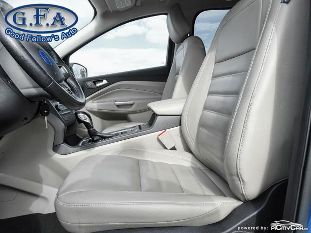 2018 Ford Escape SEL MODEL, 4WD, LEATHER SEATS, REARVIEW CAMERA Photo7