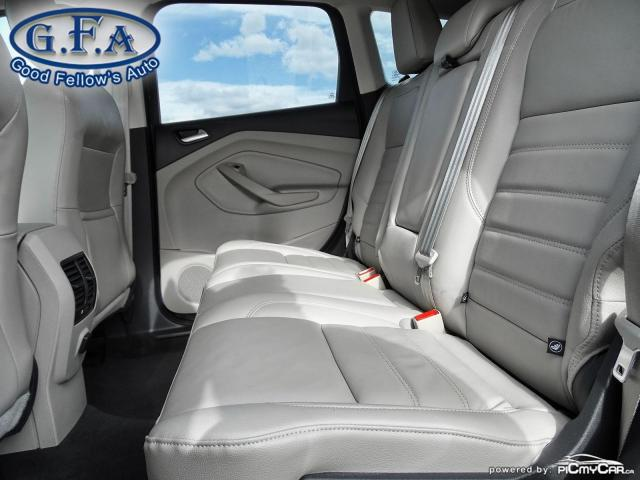 2018 Ford Escape SEL MODEL, 4WD, LEATHER SEATS, REARVIEW CAMERA Photo9