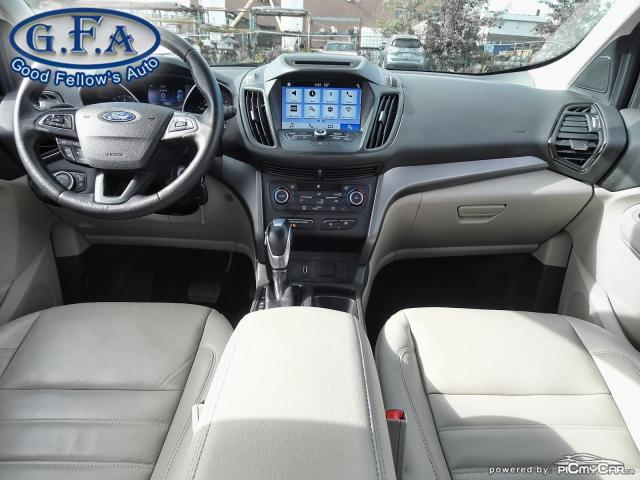 2018 Ford Escape SEL MODEL, 4WD, LEATHER SEATS, REARVIEW CAMERA Photo11