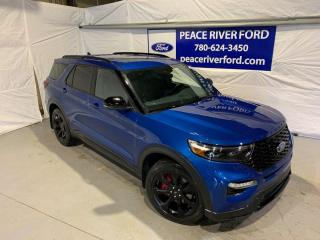 Used 2021 Ford Explorer ST for sale in Peace River, AB