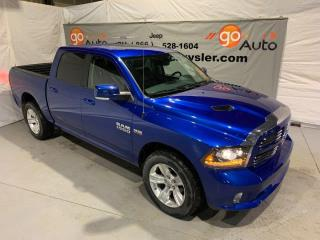 Used 2017 RAM 1500 SPORT for sale in Peace River, AB