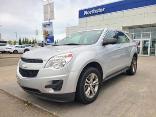 Used 2015 Chevrolet Equinox LS AWD/HEATEDSEATS/POWERGROUP/CRUISE for sale in Edmonton, AB