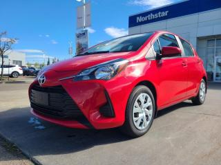 Used 2018 Toyota Yaris Hatchback LE AUTO/HEATEDSEATS/BACKUPCAM/BLUETOOTH for sale in Edmonton, AB
