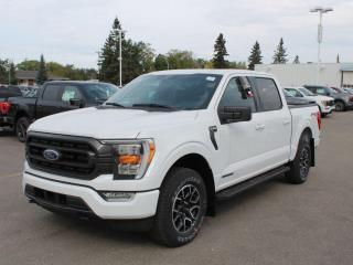 New 2021 Ford F-150 XLT | 302a | HYBRID | 4x4 | 18s | Sport | Moonroof | Nav | for sale in Edmonton, AB