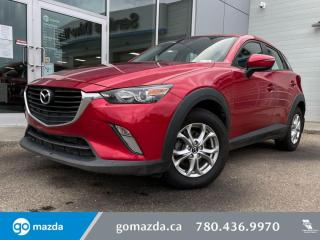 Used 2018 Mazda CX-3 GS for sale in Edmonton, AB
