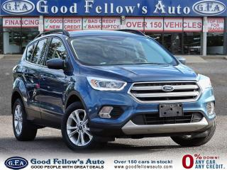 Used 2018 Ford Escape SEL MODEL, 4WD, LEATHER SEATS, REARVIEW CAMERA for sale in Toronto, ON