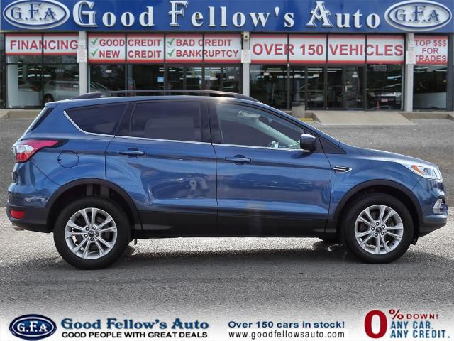 2018 Ford Escape SEL MODEL, 4WD, LEATHER SEATS, REARVIEW CAMERA Photo3