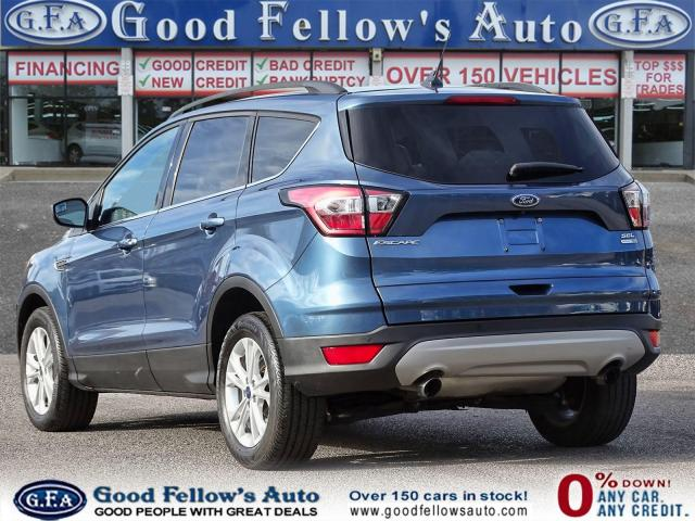 2018 Ford Escape SEL MODEL, 4WD, LEATHER SEATS, REARVIEW CAMERA Photo5