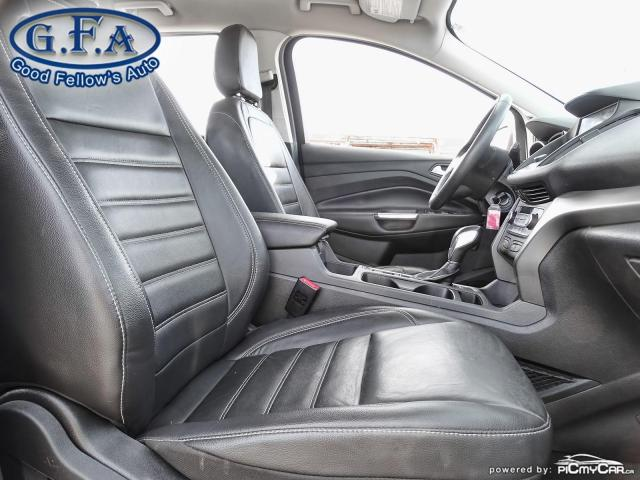 2018 Ford Escape SEL MODEL, 4WD, LEATHER SEATS, REARVIEW CAMERA Photo10