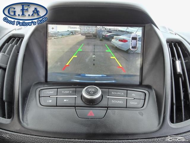 2018 Ford Escape SEL MODEL, 4WD, LEATHER SEATS, REARVIEW CAMERA Photo18