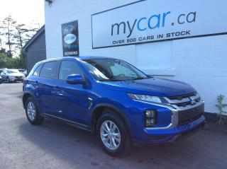 Used 2020 Mitsubishi RVR ALLOYS, HEATED SEATS, BACKUP CAM, BLUETOOTH. WOW!! for sale in Kingston, ON