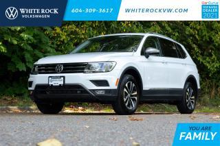 New 2021 Volkswagen Tiguan United for sale in Surrey, BC