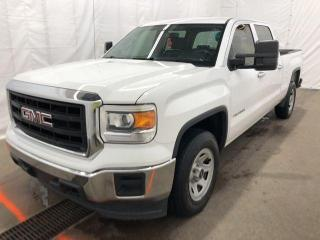 Used 2014 GMC Sierra 1500 CREW CAB-4X4-6 PASS for sale in Tilbury, ON