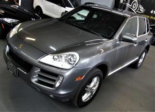 Used 2009 Porsche Cayenne APPLE CARPLAY for sale in North York, ON