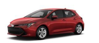 New 2021 Toyota Corolla SE Hatchback for sale in Renfrew, ON