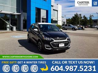 New 2021 Chevrolet Spark 1LT CVT for sale in North Vancouver, BC