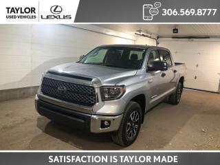 Used 2021 Toyota Tundra SR5 TRD OFF-Road for sale in Regina, SK