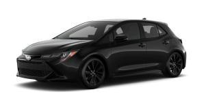 New 2022 Toyota Corolla Nightshade Hatchback for sale in Renfrew, ON