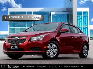 Used 2014 Chevrolet Cruze 1LT for sale in Cobourg, ON