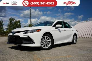 New 2021 Toyota Camry HYBRID LE for sale in Hamilton, ON