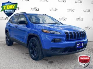 Used 2018 Jeep Cherokee Sport Altitude AWD/Cloth/Bluetooth for sale in St Thomas, ON