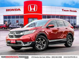 Used 2019 Honda CR-V Touring for sale in Milton, ON