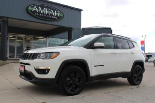 Used 2018 Jeep Compass NORTH 4X4 for sale in Tilbury, ON
