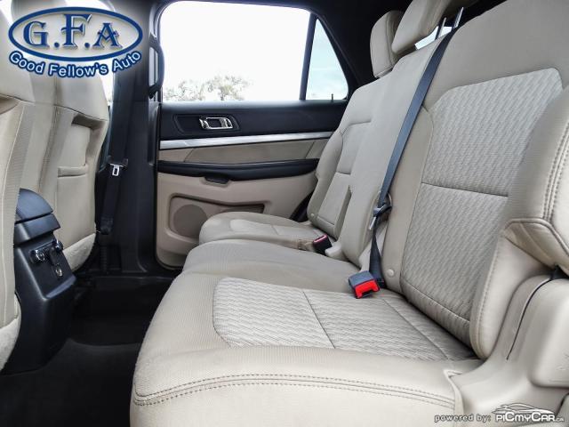 2016 Ford Explorer 7 PASSENGER, BACKUP CAMERA, SATELLITE RADIO SIRIUS Photo9
