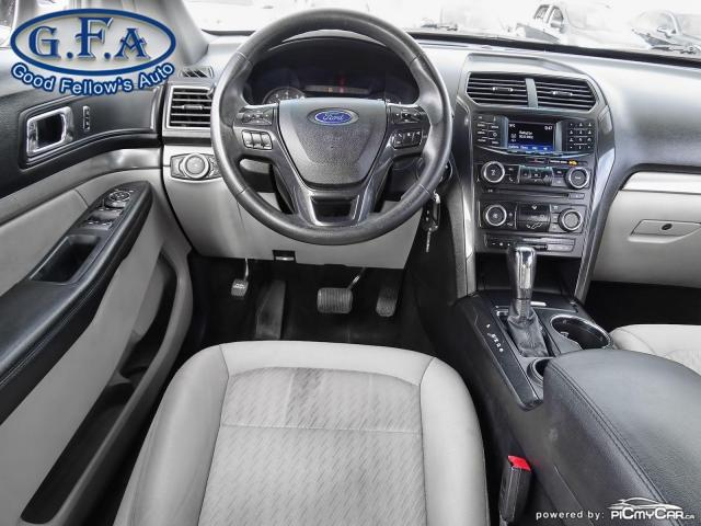 2016 Ford Explorer 7 PASSENGER, BACKUP CAMERA, SATELLITE RADIO SIRIUS Photo13