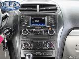 2016 Ford Explorer 7 PASSENGER, BACKUP CAMERA, SATELLITE RADIO SIRIUS Photo33
