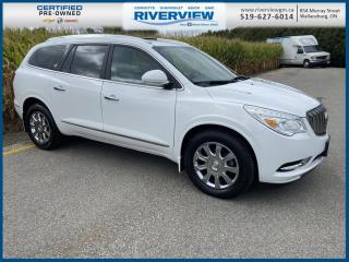 Used 2017 Buick Enclave Leather Keyless Entry | Heated Steering Wheel | Bose Speakers for sale in Wallaceburg, ON